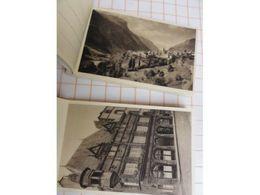 Carte Postale Souvenir Yvon Les Alpes /1600-8 Cavit - Cartes Postales