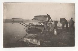 ° AVIATION ° AVION ° HYDRAVION DORNIER DO J WAL ° Civil Italien  °  BERRE 1928 ° PHOTO ° - 1919-1938: Between Wars