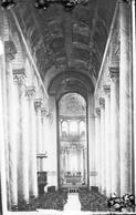 PN - 0269 - VIENNE- SAINT SAVIN - Eglise - Intérieur. Abimée - Diapositivas De Vidrio