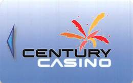 Century Casino - Cripple Creek, CO - Hotel Room Key Card - Hotel Keycards