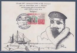 = Union Française De Philatélie Polaire Auvergne, Artic Club, Chamalières 7-8.6.97 Timbre 3004 FFAP à Clermont-Ferrand - Eventos Y Conmemoraciones