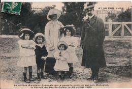 BLERIOT ET SA FAMILLE - Airmen, Fliers