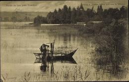 Cp Yverdon-les-Bains Waadt, Bords Du Lac - VD Vaud