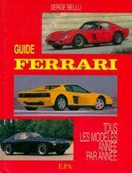 Guide Ferrari De Serge Bellu (1989) - Motorrad