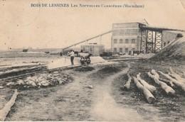 BOIS DE LESSINES - Les Nouvelles Carrières (Macadam) / MARCOVICI / Voyagée 1912 - Lessines