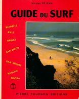 Guide Du Surf De Nicolas Dejean (1989) - Sport