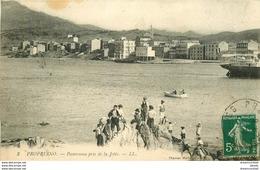 Promotion 2 Cpa 20 PROPRIANO. La Jetée Et Panorama Vers Olmeto (en L'état)... - Francia