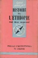 Histoire De L'Éthiopie De Jean Doresse (1970) - Geschichte
