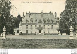 60 BOURSONNE. Le Château 1922 - France