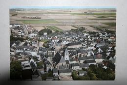 28 : Toury - Vue Aérienne - Le Centre - Autres Communes