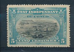 BELGIAN CONGO COB 14 LH - 1894-1923 Mols: Neufs