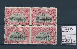 BELGIAN CONGO COB 132/133 USED - Belgisch-Kongo