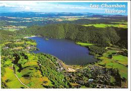CPM - AUVERGNE - PUY DE DOME - LAC CHAMBON - PHOTO DEBAISIEUX - Francia