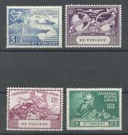 ST.  VINCENT    YVERT  154/57  MNH  ** - St.Vincent (...-1979)