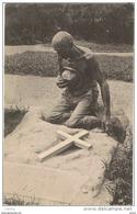 MILANO:  CIMITERO  MONUMENTALE  -  MONUMENTO  AD  ERMINIA  BIANCHI  -  SCULTORE  BRANCA  -  FP - Monumenti