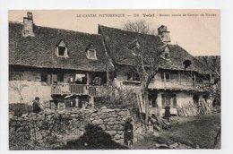 - CPA YOLET (15) - Maison Natale De Carrier De Nantes (avec Personnages) - N° 358 - - Francia