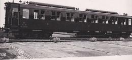 ¤¤  -  Cliché D'un Wagon Du P.L.M. D'un Express Suisse - Italie     -  Voir Description   -   ¤¤ - Matériel