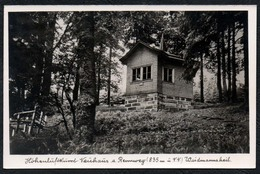 C9803 - Neuhaus Am Rennweg - Weidmannsheil - Hütte - E. Pfleumer Eisleben - Neuhaus