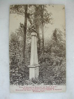 Ecole Saint Nicolas De BUZENVAL, Par Rueil - Souvenir De La Guerre Franco-Allemande - Monument De Henri Regnault - Monuments Aux Morts
