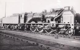 ¤¤  -  Cliché D'une Locomotive Du P.O. N° 3708     -  Voir Description   -   ¤¤ - Matériel