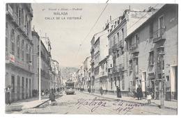 MALAGA --Calle De Victoria - Málaga