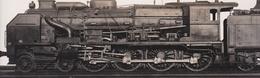 ¤¤  -  Cliché D'une Locomotive Du P.O. N° 4521    -  Voir Description   -   ¤¤ - Matériel