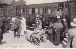 250843Lourdes, Arrivee Du Train Blanc - Lourdes