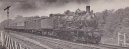 ¤¤  -  Cliché Non Situé D'un Train Pullman De La Compagnie Du Nord N° 2.673    -  Voir Description   -   ¤¤ - Matériel