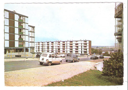 Longjumeau (91 - Essonne)  Les Grands Ensembles - 4 L Renault - Citroën 2cv Et DS - Longjumeau