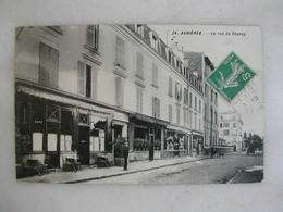 ASNIERES - La Rue De Chanzy - Asnieres Sur Seine