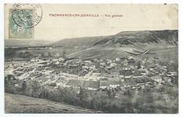 52 - THONNANCE-LES-JOINVILLE - Vue Générale - CPA - France