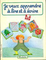 Je Veux Apprendre à Lire Et à écrire De Bernard Jenner (1988) - 6-12 Ans