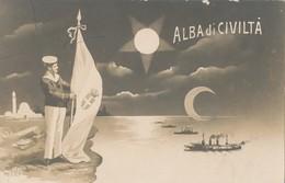 LIBIA-ALBA DI CIVILTA' - Libyen