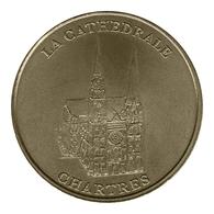 Monnaie De Paris , 2014 , Chartres , Cathédrale , Face Simple - Monnaie De Paris