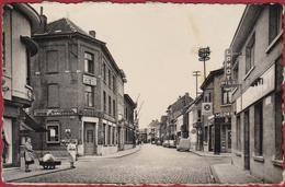 Niel Aan De Rupel Antwerpsestraat Reclame Cafe Bieren Bier Lamot Pils Cafe Centrum Concordia Hell's Old Car Voiture - Niel