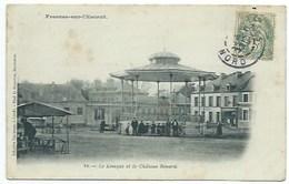 59 - FRESNES-SUR-L'ESCAUT - Le Kiosque Et Le Château Renard - CPA - Frankreich