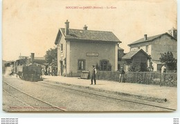 SOUCIEU-EN-JAREZ - La Gare - France