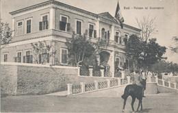 GRECIA-RODI PALAZZO DEL GOVERNATORE - Greece