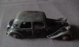 Dinky Toys Fab En France Meccano Citroen 11 BL - Dinky