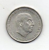 Spagna - 1966 - 100 Pesetas -  Argento - (MW2691) - [ 5] 1949-… : Regno
