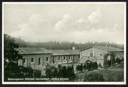 C9819 - TOP Hormersdorf Bei Geyer - Erholungsheim Jugendherberge Gifthütte - Foto Knauth - Geyer