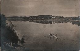 ! 1928 Alte Fotokarte, Photo, Jaaski, Finnland, Heute Rußland Lessogorski - Russland