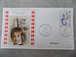 FDC Monaco 2011 : Bicentenaire De La Naissance De Napoléon II - FDC