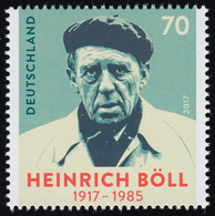 3350 Schriftsteller Und Nobelpreisträger Heinrich Böll, ** - Unclassified
