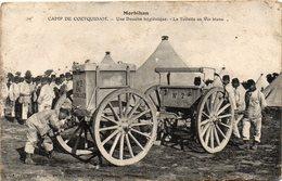 - Camp De Coetquidam - Une Douche Hygiénique - - Guerra 1914-18