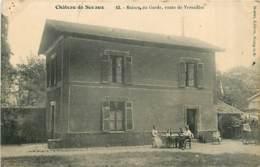 92* SCEAUX  Chateau – Maison Du Garde           MA98,0359 - Sceaux
