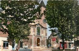 93* LE BOURGET  Eglise  CPSM(petit Dormat)            MA98,0515 - Le Bourget