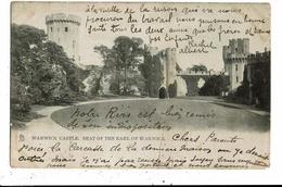CPA-Cartes Postale-Royaume Uni Warwick-Castle- Seat Of The Earl Of Warwick-1904-VM9539 - Warwick