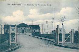 94* VILLECRESNES  Poste Radio France            MA98,0602 - Villecresnes