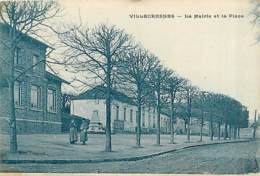 94* VILLECRESNES  Place – Mairie           MA98,0603 - Villecresnes